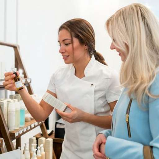beauty therapy retail course