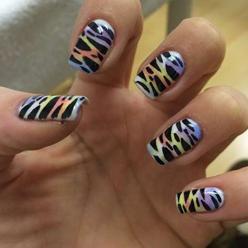 acrylic nail tips